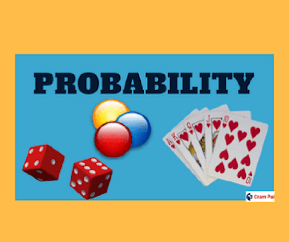 Probability Formulas and Solved Problems for GMAT, Bank PO, SSC
