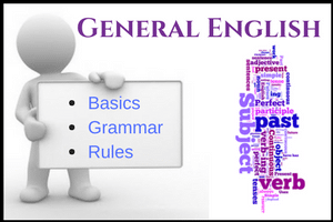 general english competitive exams